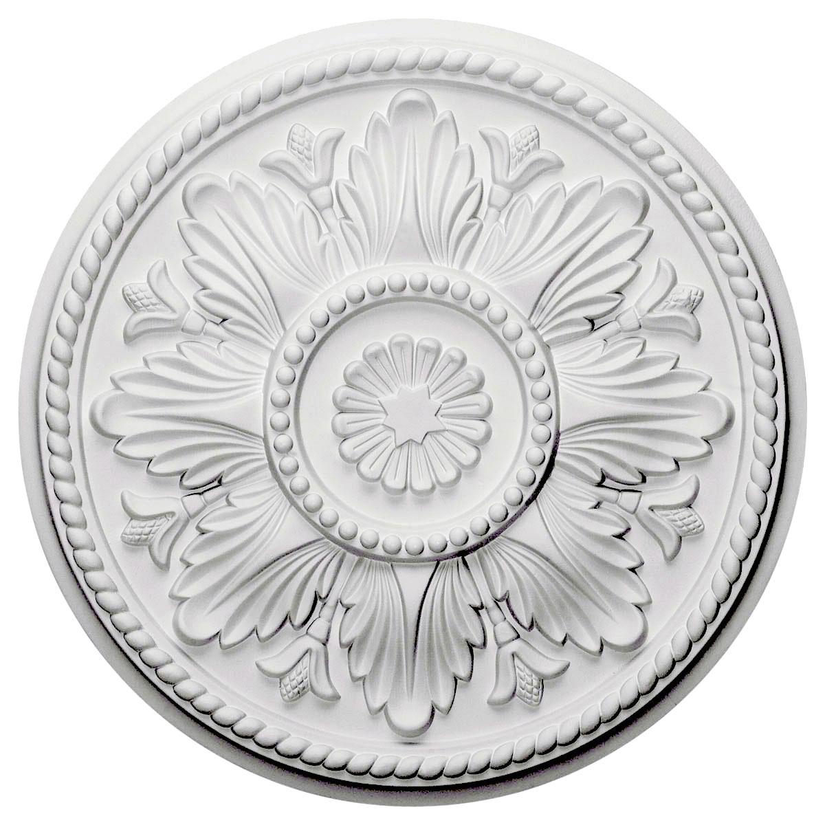 medallion medallions com large p ekena from split millwork buymbs ceiling