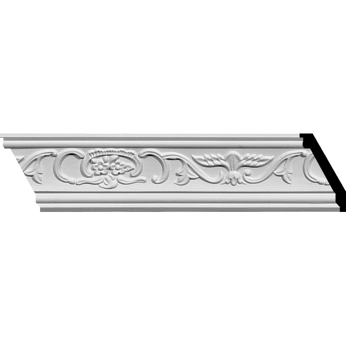 Ekena Millwork MOC03X03  3 1//2-Inch P x 3 5//8-Inch H Outside Corner for Molding Profiles