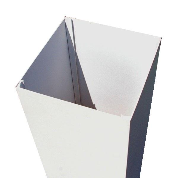 Afco Aluminum Deck Post Wraps Various Sizes Aluminum Railing