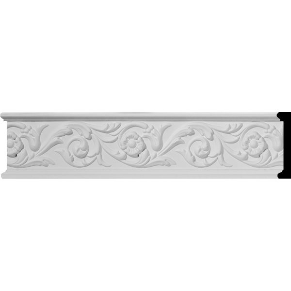 4 Inch Chair Rail Part - 37: Crown-Molding.com